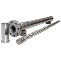 Single Feed Screw & Barrels